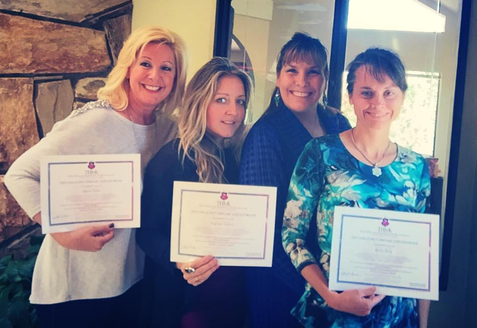 Sedona, Arizona: ThetaHealing Diseases and Disorders class instructed by Dawn Maree, March 2015