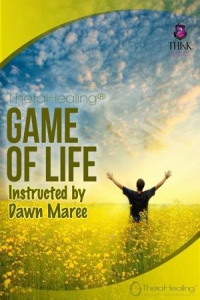 ThetaHealing Game of Life Practitioner Certification Training. Instructed by: Dawn Maree, Certificate of Science, Master Instructor in the ThetaHealing modality founded by Vianna Stibal (3 Day Class created by Hiroyuki Miyazaki... Hiro)