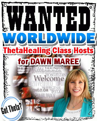 Host a series of ThetaHealing classes in your area